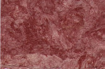 Bark Amate Paper Burgundy