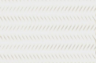 Corrugated Paper Illusion White