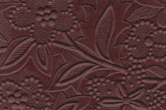 Embossed Paper Lace Dark Mauve