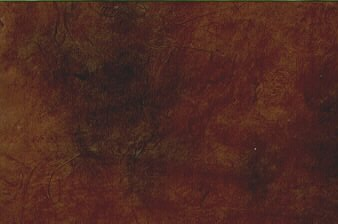 Lokta Hand Dyed Paper Rust & Dark Brown