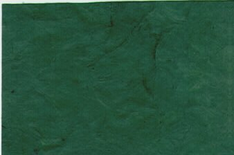 Lokta Paper Emerald Green