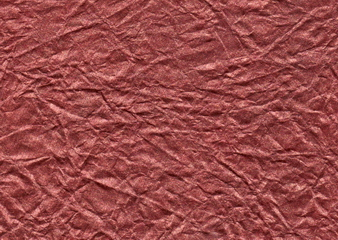 Momi Metallic Crinkle Paper Copper