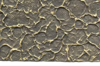 Stucco Paper Gold