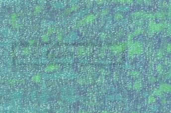 Embossed Iridescent Paper Teal