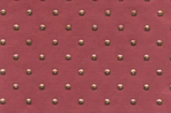 Dewdrop Paper Gold Dots Maroon