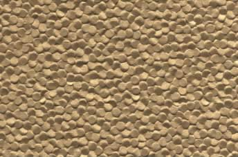 Embossed Pebbles Paper Gold