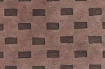 Lokta Sun Washed Brick Paper Ash Brown & Light Taupe