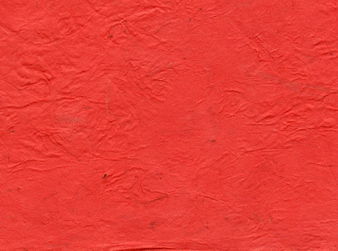 Lokta Paper Fire Orange