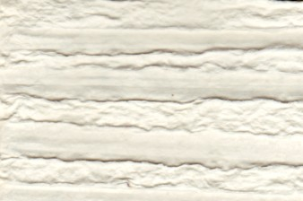 Embossed Vertical Lines Paper White