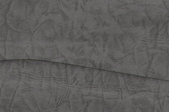 Stationery Leather Crush Envelope B-10 Gray
