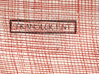 Fiber Sheet Dusty Peach