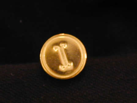Wax Seal Brass Round I