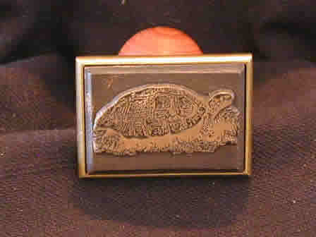 Wax Seal Turtle
