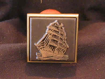 Wax Seal Ship
