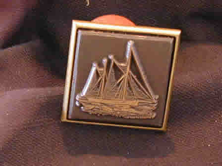 Wax Seal Sailboat