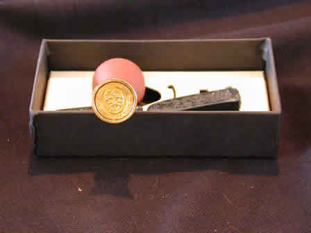 Wax Seal Sets Brass 1 Wax - O