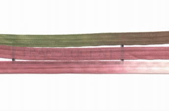 Ribbon - Space Dyed, Rayon Pink